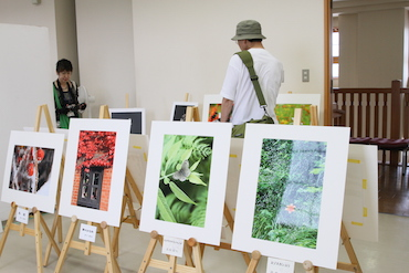 Higashikawa Photo Club's Exhibition
