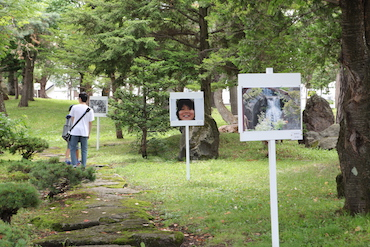 Higashikawa Youth Photo Club Outdoor Exhibition